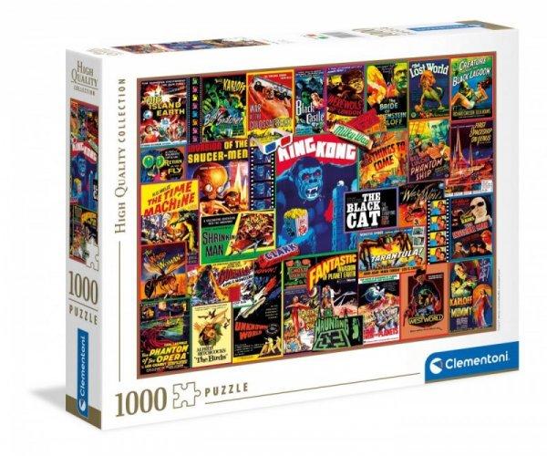 Puzzle 1000 elementów Thriller Classic