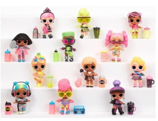 L.O.L. Surprise Lalki Dance Tots display 16 sztuk
