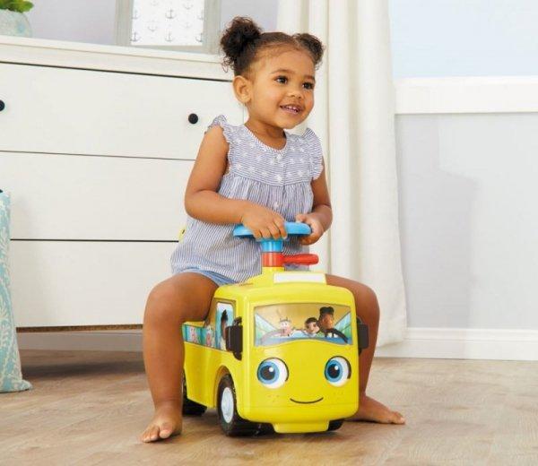 Baby Bum Jeździk Pchacz Autobus