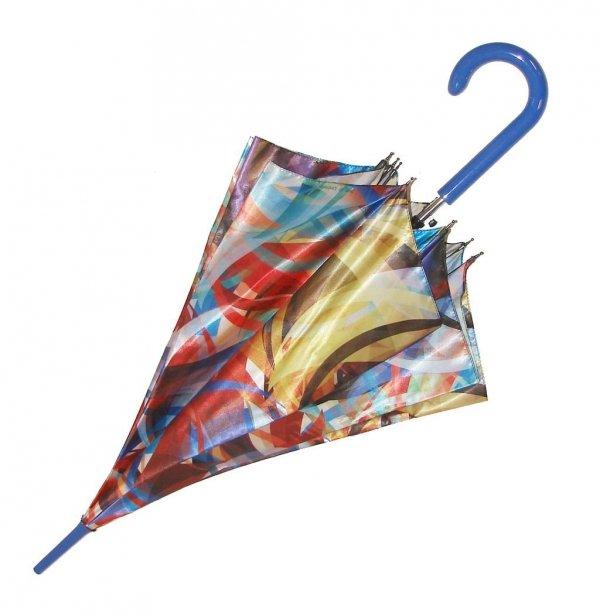 Polyanna - długi parasol satyna Airton 1624