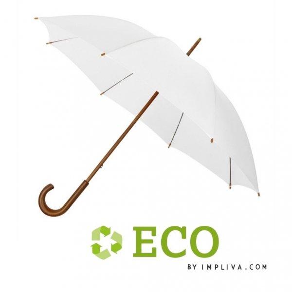 ECO Impliva biała parasolka ekologiczna