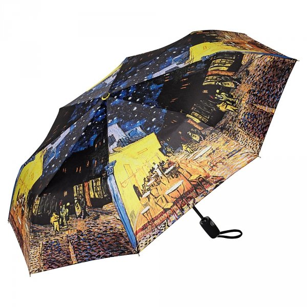 Kawiarniany taras Vincent van Gogh - parasolka Von Lilienfeld