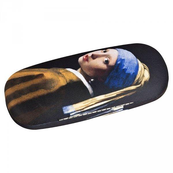 """Jan Vermeer """"Dziewczyna z perłą"""" - etui na okulary Von Lilienfeld"""