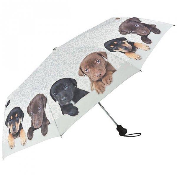 Szczeniaczki - parasolka składana Von Lilienfeld