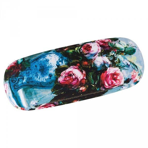 """Auguste Renoir """"Wazon z różami"""" - etui na okulary Von Lilienfeld"""