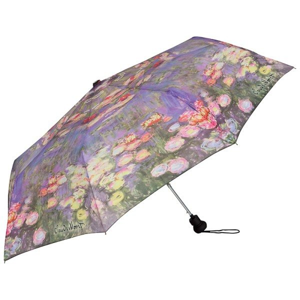 Claude Monet Lilie wodne - parasolka składana