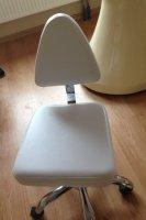 Pokrowce kosmetycznena krzesełko z oparciem frotte brązoweVI