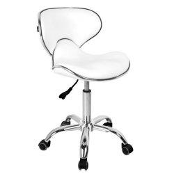 Pokrowce kosmetyczne na krzesełko z oparciem Gabbiano Q-4599 welur różowy nr 11