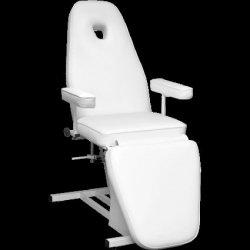 Prześcieradło kosmetyczne na fotel Biomak FE 101 welur granatowy nr. 56