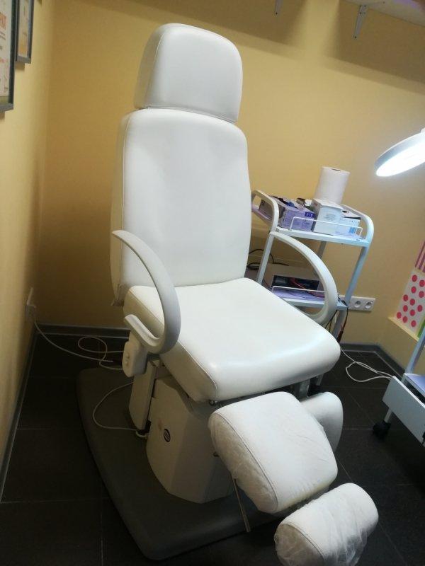Suda pokrowce na fotel kosmetyczny welur i frotte