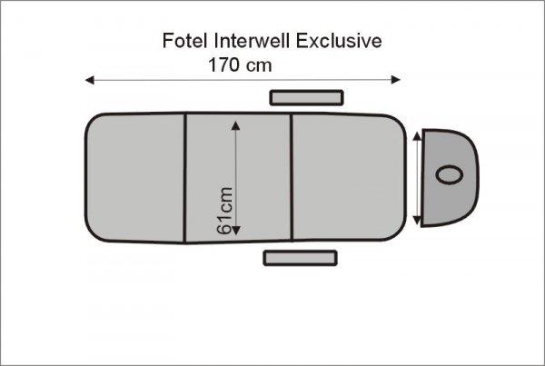 Pokrowce kosmetyczne na fotel  Interwell Exclusive