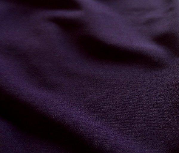 Pokrowiec kosmetyczny -śliwkowy kolor.