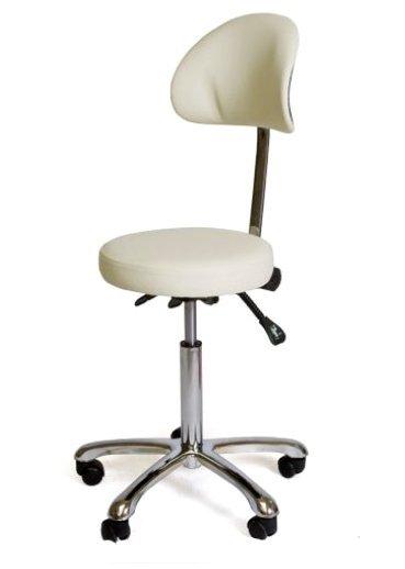Pokrowce kosmetycznena krzesełko LEO frotte brąz nr 38