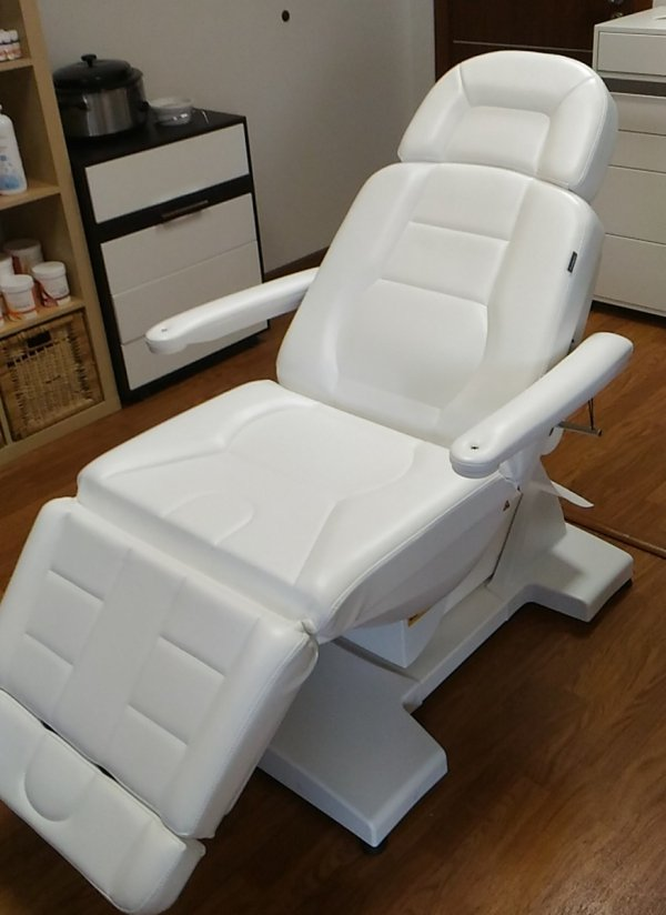 Kosmetyczny pokrowiec na fotel Gharieni SLXP