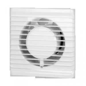 Wentylator łazienkowy 100mm, natynkowy, cichy - Standard