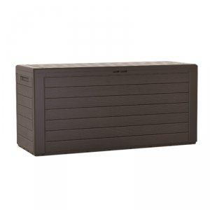 Skrzynia ogrodowa Woodebox 280L MBWL280 umbra