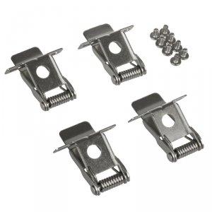 Uchwyt do zabudowy paneli LED w GK Maclean, do płyty kartonow-gipsowej, 595x595mm oraz 1195x295mm, MCE544