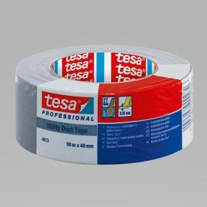 H0461347 Taśma naprawcza Duct Tape 50m srebrna Tesa 4613
