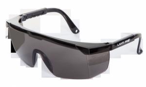 Okulary ochronne szare regul., odporność mech. f, ce,lahti