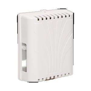 Dzwonek elektromechaniczny dwutonowy PLUS 230V, biały