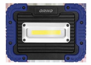 ROBOTIX SLIM LED 20W naświetlacz roboczy, 1250lm, IP44, 4000K, z baterią Li-Ion 4400mAh i ładowarką USB