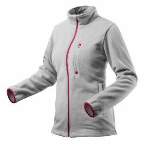 Bluza polarowa damska, szara, rozmiar XL