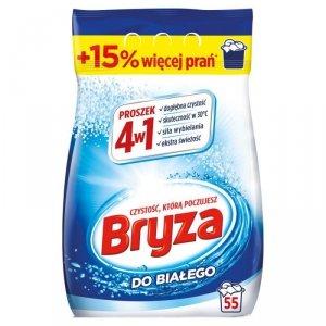 BRYZA4w1 proszek Biały 3,575kg / 55 prań