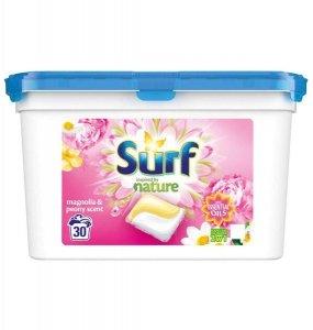 SURF Nature Kapsułki do prania PiwoniaMagnolia30szt