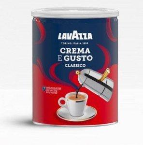 Lavazza Crema e Gusto kawa mielona 250g puszka