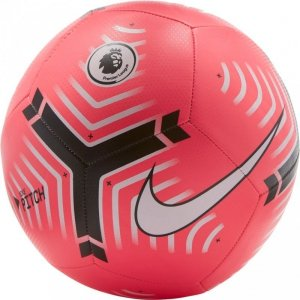 Pilka nożna Nike Premier  różowa CQ7151 610