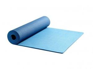 Mata do jogi YUNMAI 183x80x0,6cm, niebieska
