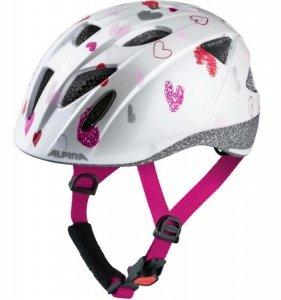 Kask rowerowy ALPINA XIMO w serca 49-54