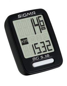 Licznik rowerowy SIGMA BC 5.16 Przewodowy