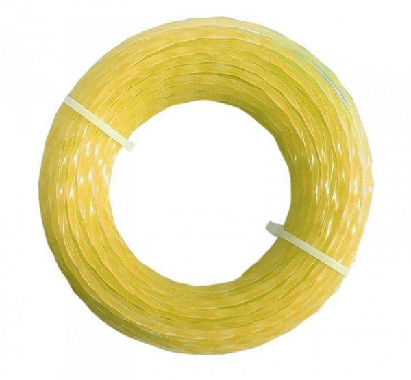 Żyłka tnąca okrągła 3.0mm x 15m, proline