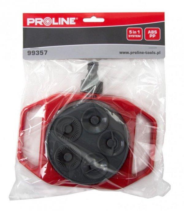 99357 Zraszacz statyczny 5-cio funkcyjny, Proline