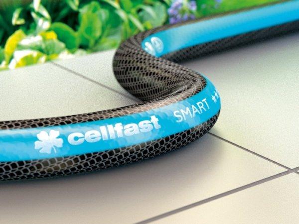 """Wąż ogrodowy Cellfast Smart ATS 1/2"""" 25m"""