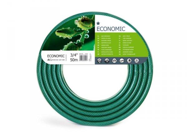 """Wąż ogrodowy Cellfast Economic 3/4"""" 50m"""