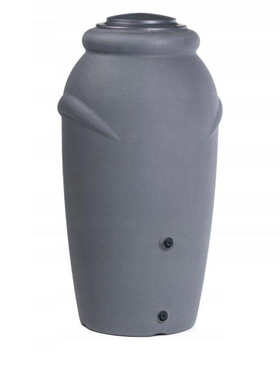 Pojemnik na deszczówkę AQUA CAN 210L- szary