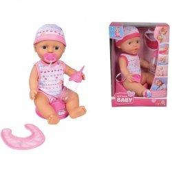 Lalka Pijąca i Siusiająca Simba New Born Baby 30 cm