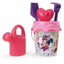 Smoby Wiaderko Z Akcesoriami Minnie Mouse