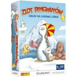 Gra Zlot Pingwinów