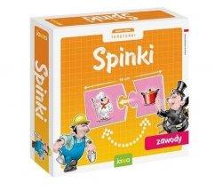 Puzzle Spinki - Zawody