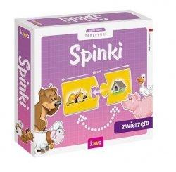 Gra Spinki - Zwierzęta