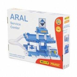 Parking Aral-2 2-poziomowy pudełko