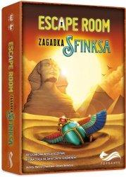 Gra Escape Room Zagadka Sfinksa
