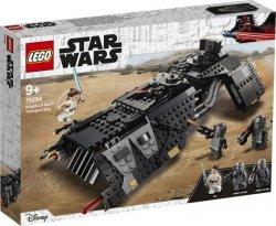 Klocki Star Wars 75284 Statek transportowy Rycerzy Ren
