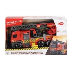 Pojazd SOS Straż pożarna z drabiną
