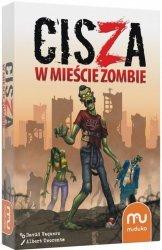 Gra Cisza w mieście zombie