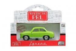 Pojazd PRL Syrena 104