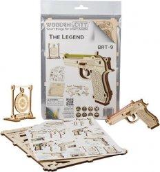 Puzzle 3D Pistolet The Legend BRT-9